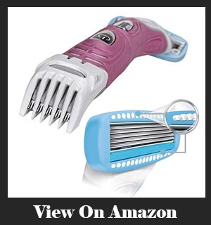 Schick Quattro for Women Trimstyle Razor & Bikini Trimmer