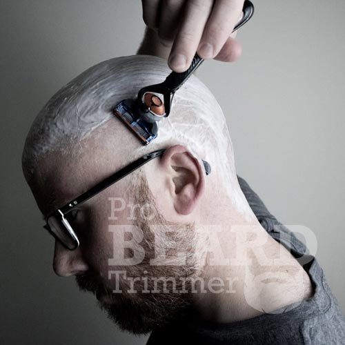 How to Shave Your Head Completely?